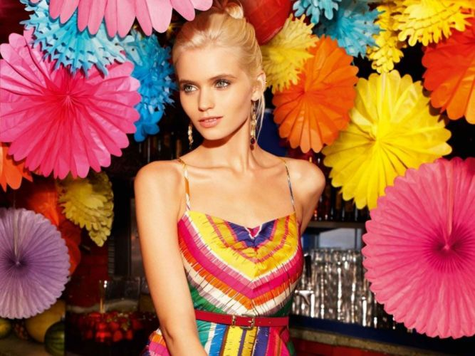 ABBEY LEE KERSHAW fashion model babe (86) wallpaper