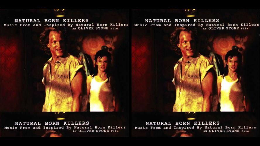 NATURAL BORN KILLERS crime drama horror dark film action (6) wallpaper