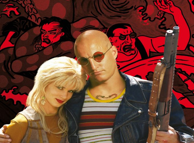 NATURAL BORN KILLERS crime drama horror dark film action (23) wallpaper