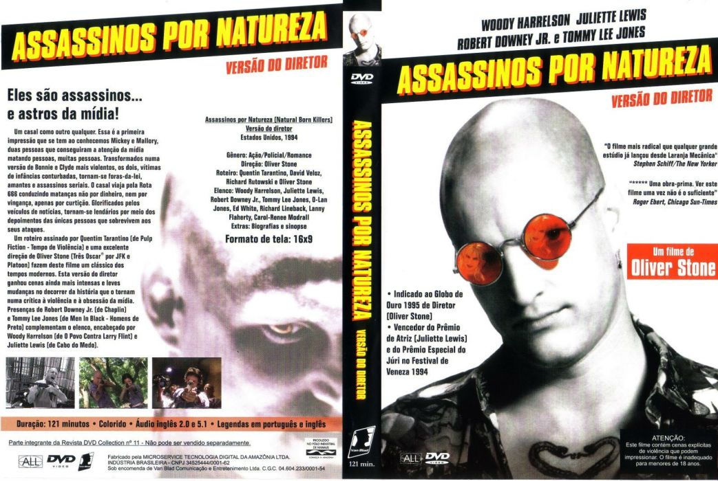NATURAL BORN KILLERS crime drama horror dark film action (49) wallpaper