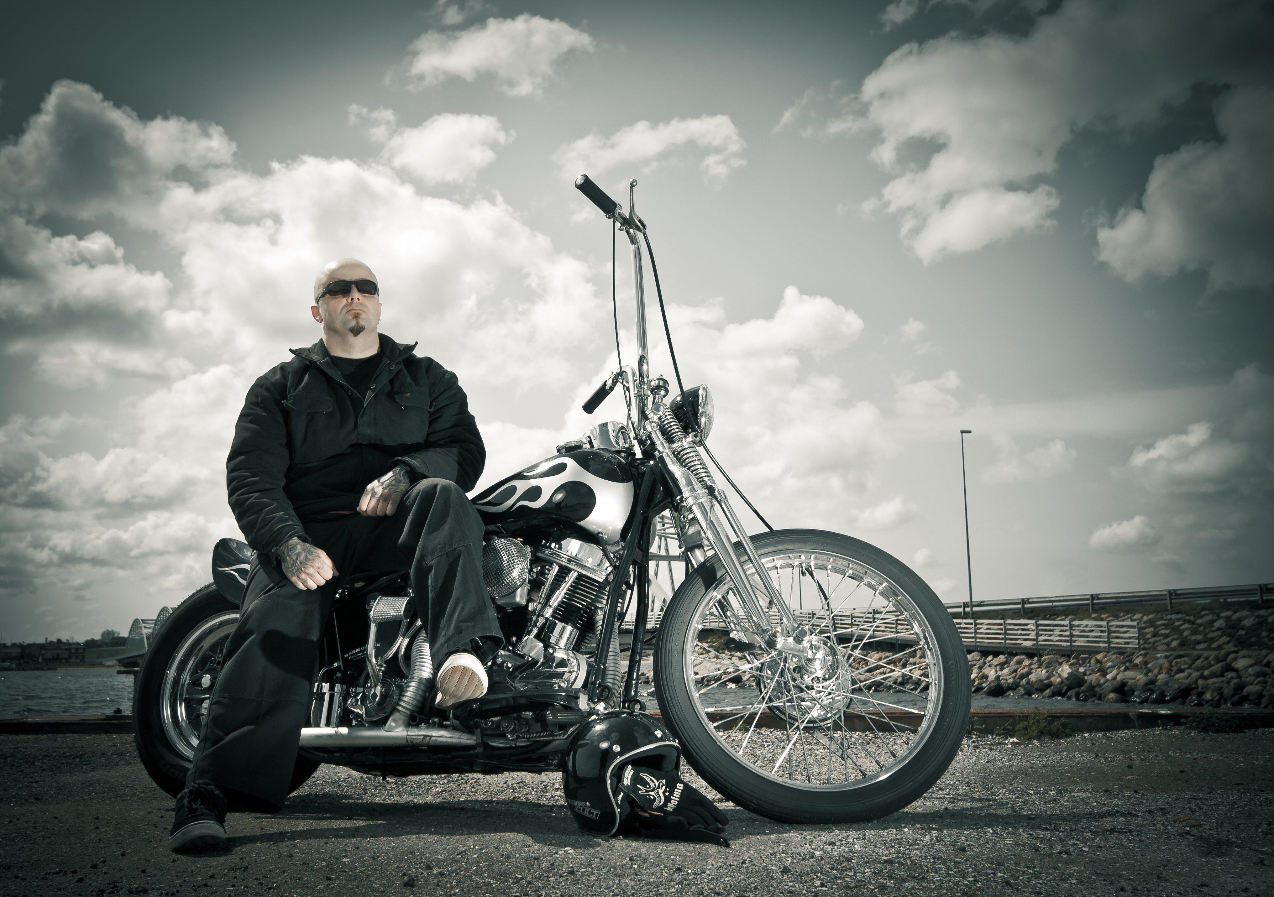 biker wallpaper - photo #23
