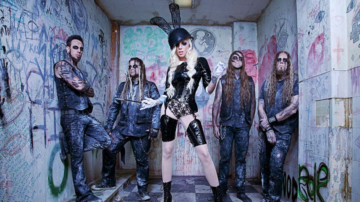 IN THIS MOMENT alternative metal metalcore heavy (1) wallpaper