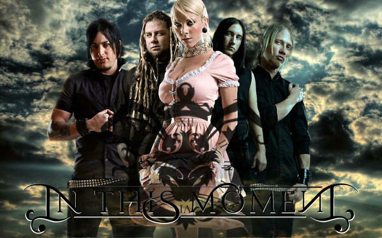 IN THIS MOMENT alternative metal metalcore heavy (29 ...