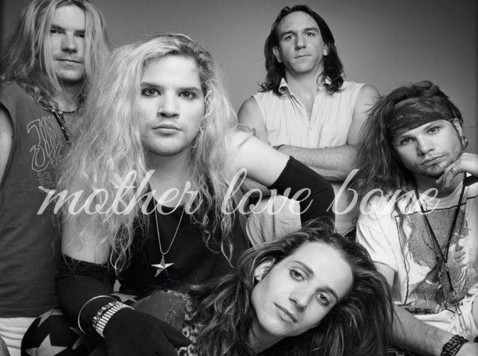 MOTHER LOVE BONE alternative rock heavy metal grunge hard glam punk (3) wallpaper