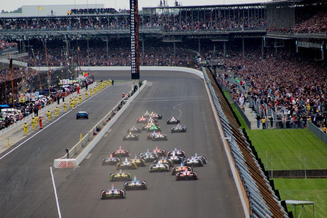 INDY 500 race racing (55) wallpaper
