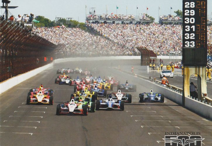 INDY 500 race racing (77) wallpaper