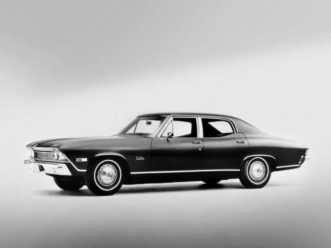 Chevrolet Malibu 2014 >> 1968 Chevrolet Chevelle Malibu Sedan (136-69) classic g wallpaper | 2048x1536 | 357188 | WallpaperUP