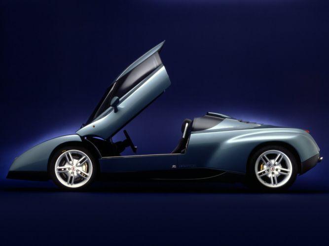 1996 Lamborghini Raptor concept supercar r wallpaper