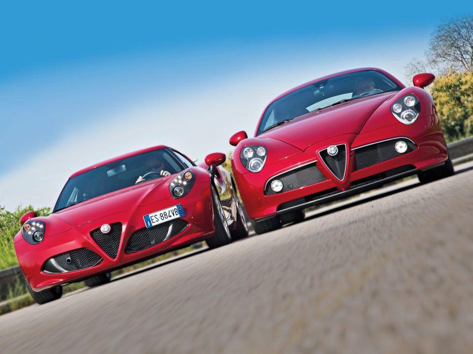 2014 Alfa Romeo     g wallpaper