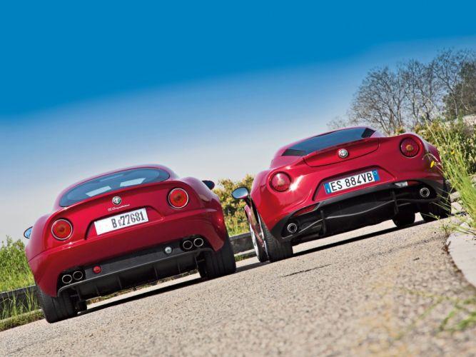 2014 Alfa Romeo h wallpaper