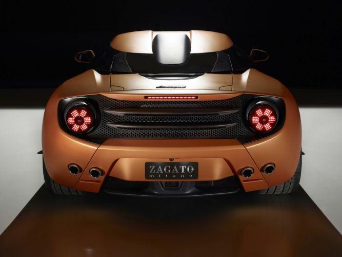 2014 Lamborghini 5-95 Zagato supercar gd wallpaper