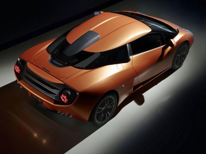 2014 Lamborghini 5-95 Zagato supercar h wallpaper
