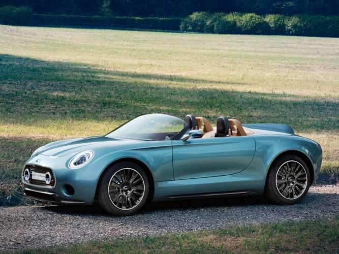 2014 Mini Superleggera Vision Concept cooper h wallpaper
