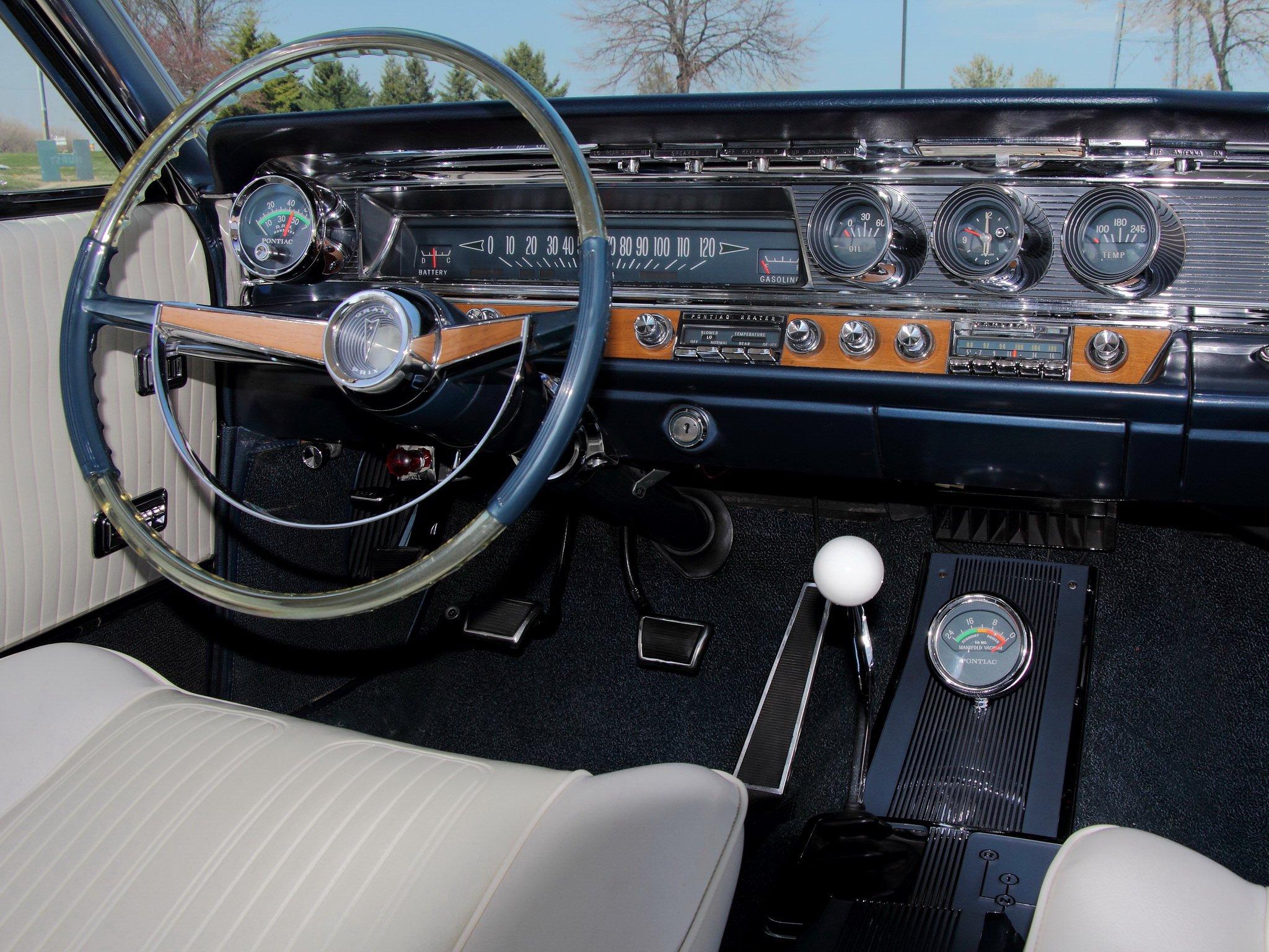 1964 Pontiac Grand Prix 2957 Classic Interior F Wallpaper 2048x1536 357263 Wallpaperup