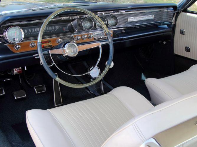 1964 Pontiac Grand Prix (2957) classic interior f wallpaper