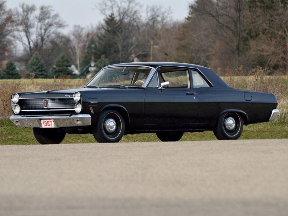 1967 Mercury Comet 202 2-door Sedan R-Code 427 425HP muscle classic    g wallpaper