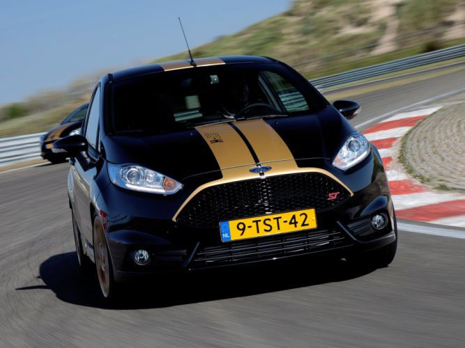 2014 Ford Fiesta ST-H t wallpaper