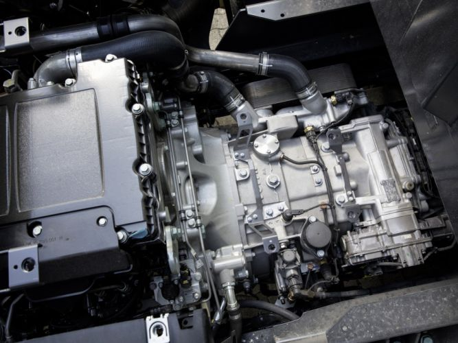 2014 Mercedes Benz Actros 4163 SLT (MP4) semi tractor engine g wallpaper
