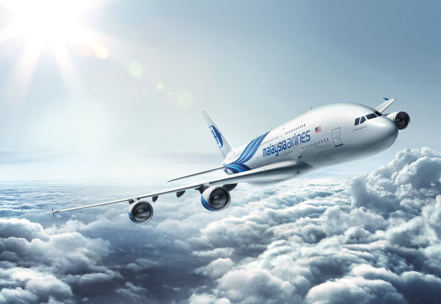 airbus a380 airliner plane airplane transport (45) wallpaper