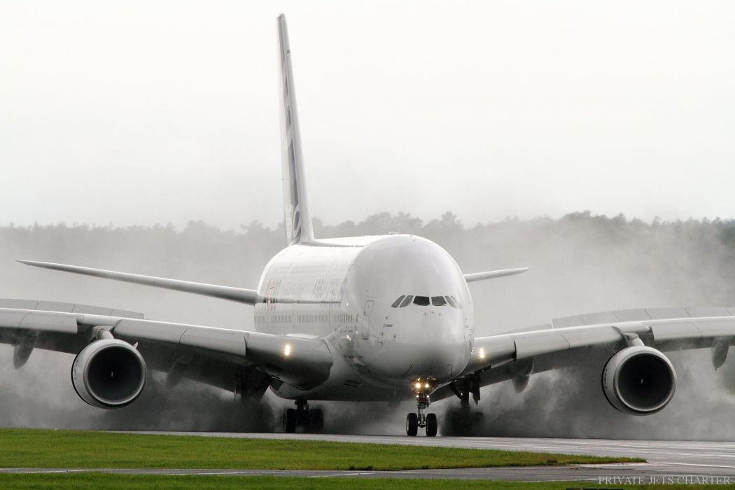 AIRBUS A380 airliner plane airplane transport (47) wallpaper