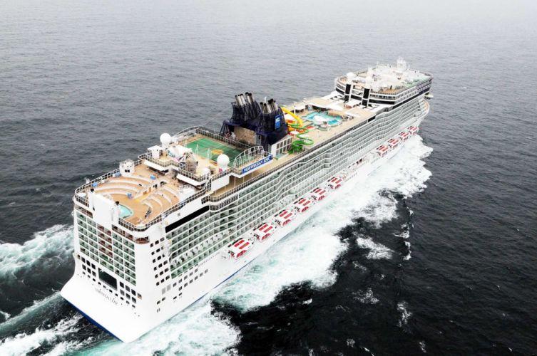 CRUISE ship oceanliner liner boat (13) wallpaper