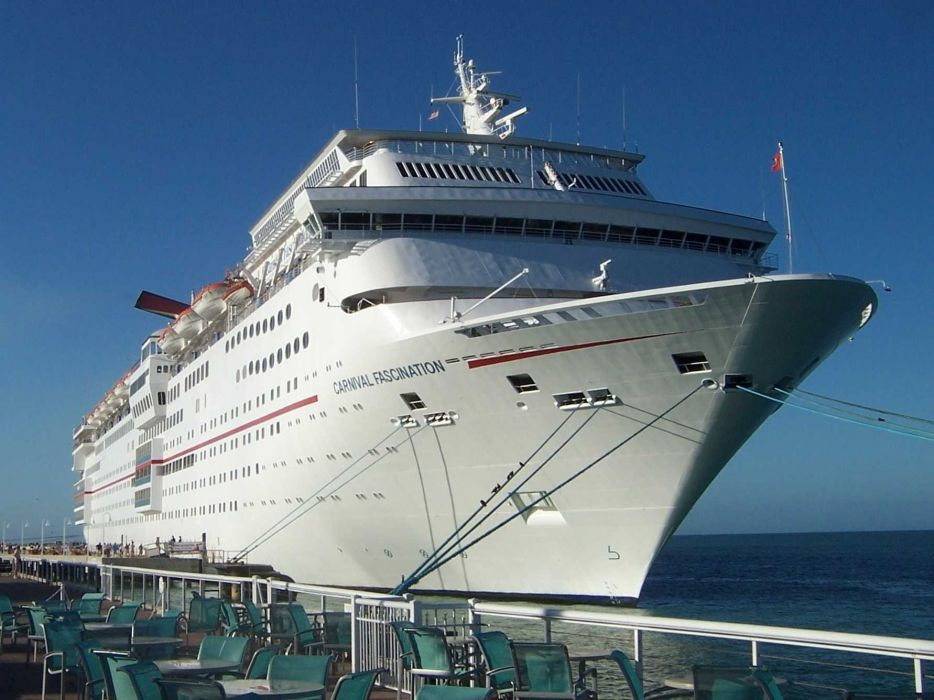 CRUISE ship oceanliner liner boat (18) wallpaper