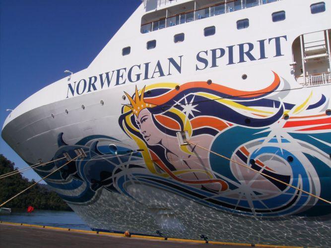 CRUISE ship oceanliner liner boat (16) wallpaper