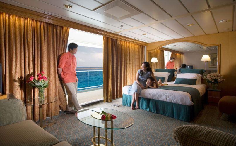 CRUISE ship oceanliner liner boat (51) wallpaper
