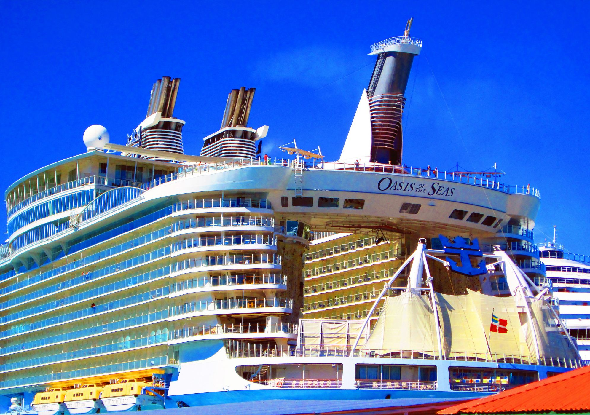 royal caribbean oasis of the seas - 1024×720