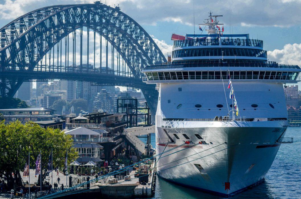 CRUISE ship oceanliner liner boat (89) wallpaper