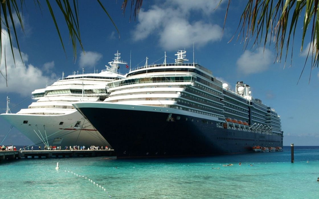 CRUISE ship oceanliner liner boat (95) wallpaper