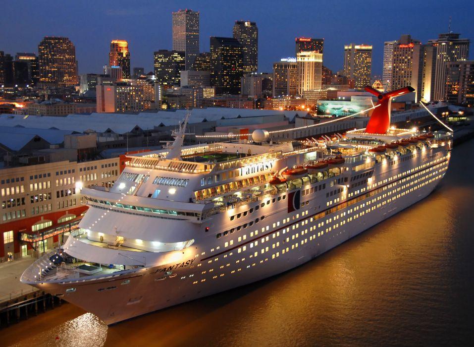 CRUISE ship oceanliner liner boat (17) wallpaper
