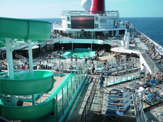 CRUISE ship oceanliner liner boat (82) wallpaper