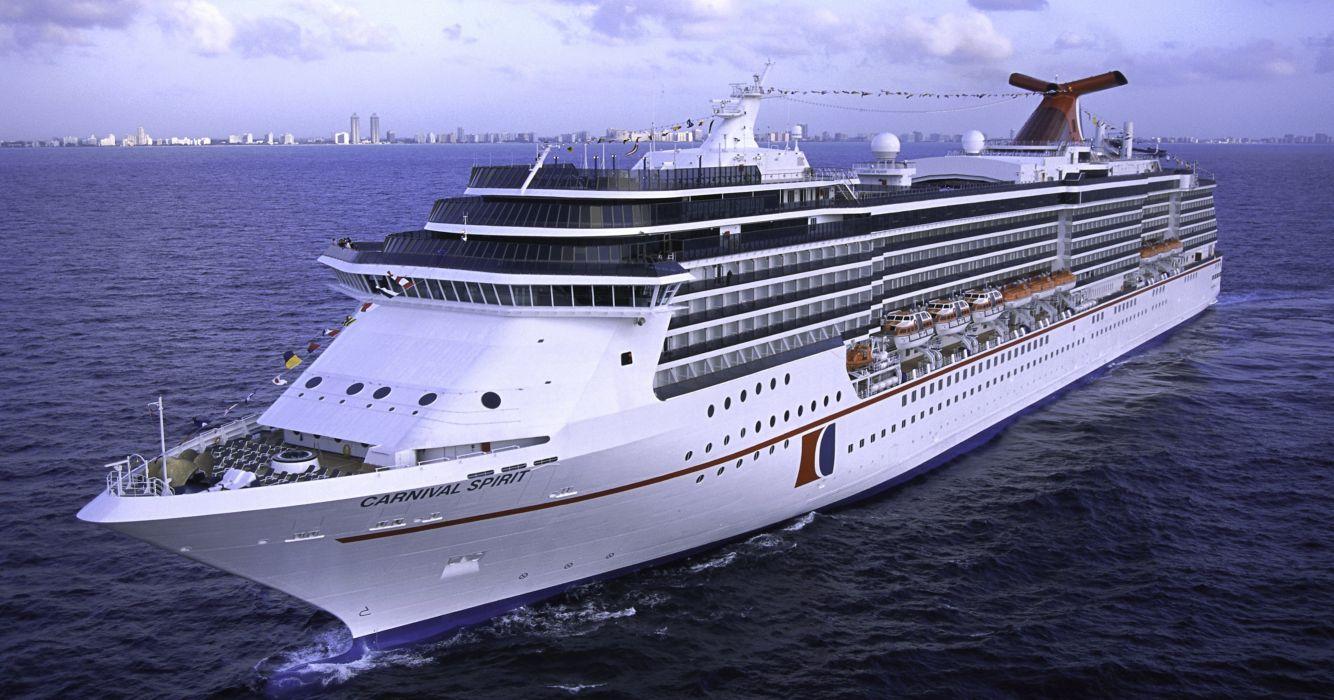 CRUISE ship oceanliner liner boat (77) wallpaper