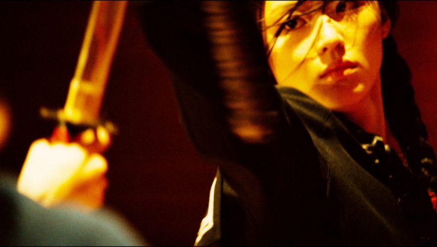 BLOOD LAST VAMPIRE action horror thriller martial warrior samurai (2) wallpaper