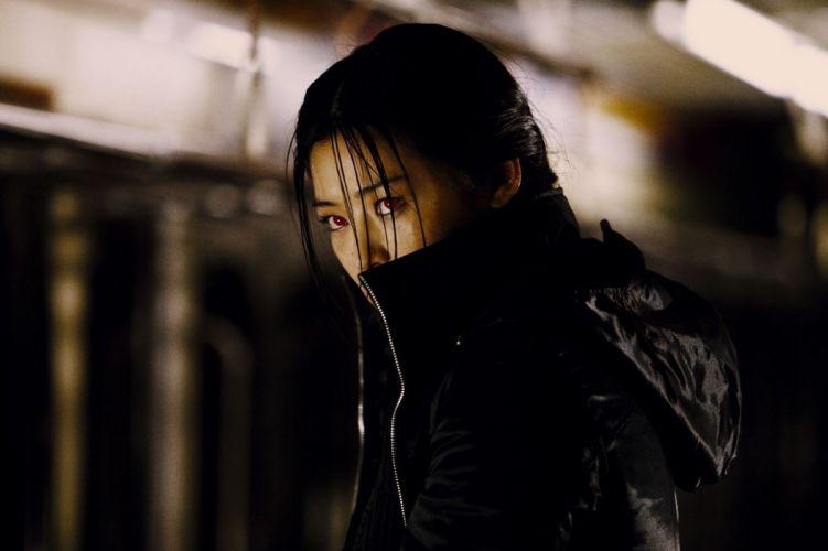 BLOOD LAST VAMPIRE action horror thriller martial warrior samurai (17) wallpaper