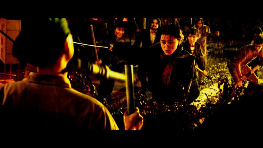 BLOOD LAST VAMPIRE action horror thriller martial warrior samurai (35) wallpaper