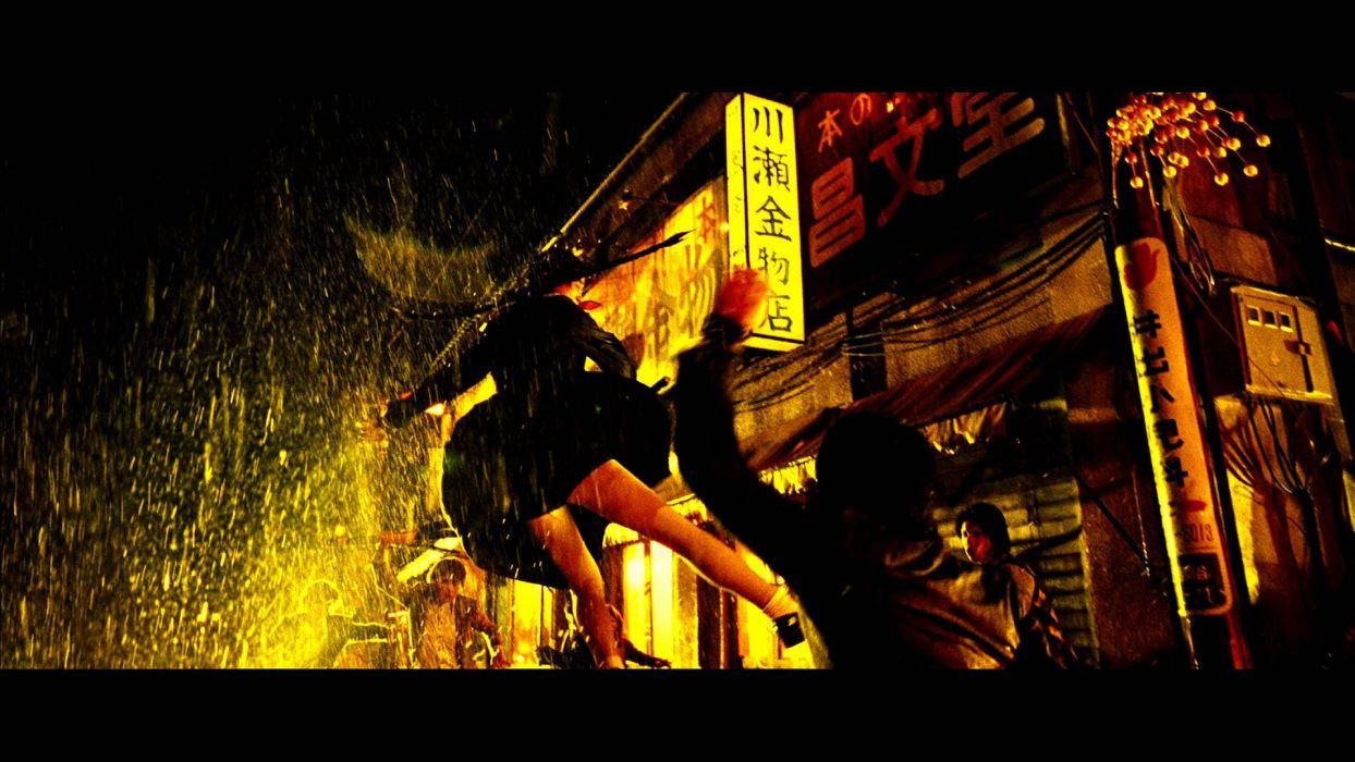 BLOOD LAST VAMPIRE action horror thriller martial warrior samurai (37) wallpaper