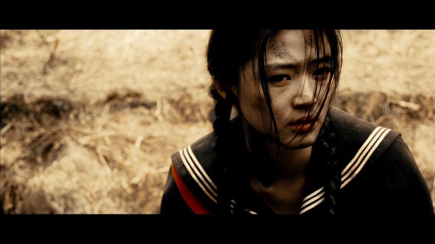 BLOOD LAST VAMPIRE action horror thriller martial warrior samurai (41) wallpaper