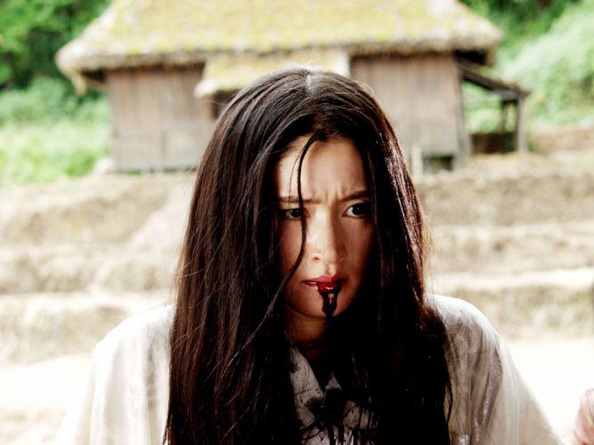 BLOOD LAST VAMPIRE action horror thriller martial warrior samurai (72) wallpaper