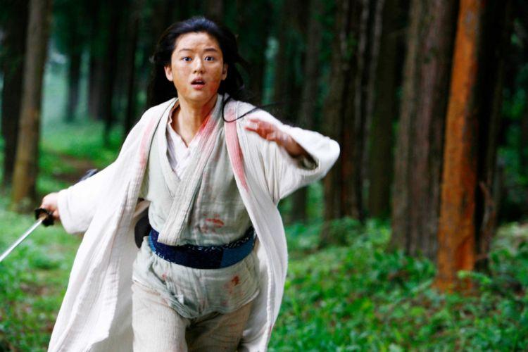 BLOOD LAST VAMPIRE action horror thriller martial warrior samurai (75) wallpaper
