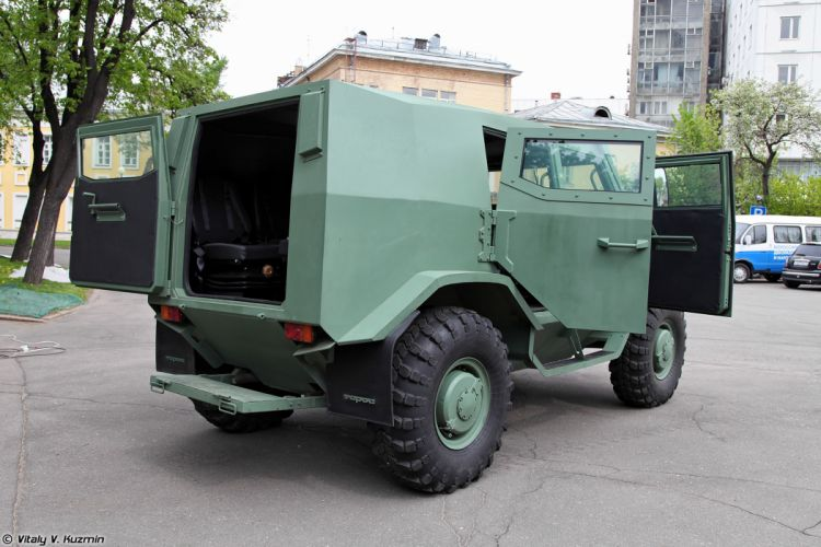 russian red star Russia army military 4x4 Basic variant of Toros armored vehicle 8 4000x2667 4000x2667 wallpaper