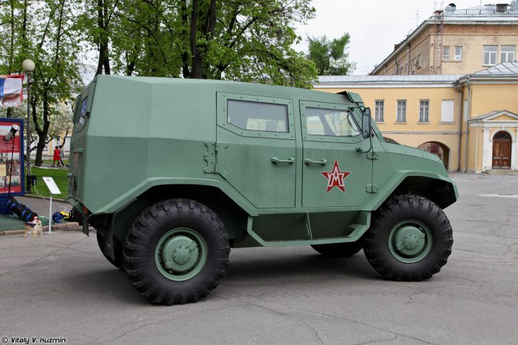 russian red star Russia army military 4x4 Basic variant of Toros armored vehicle 10 4000x2667 4000x2667 wallpaper