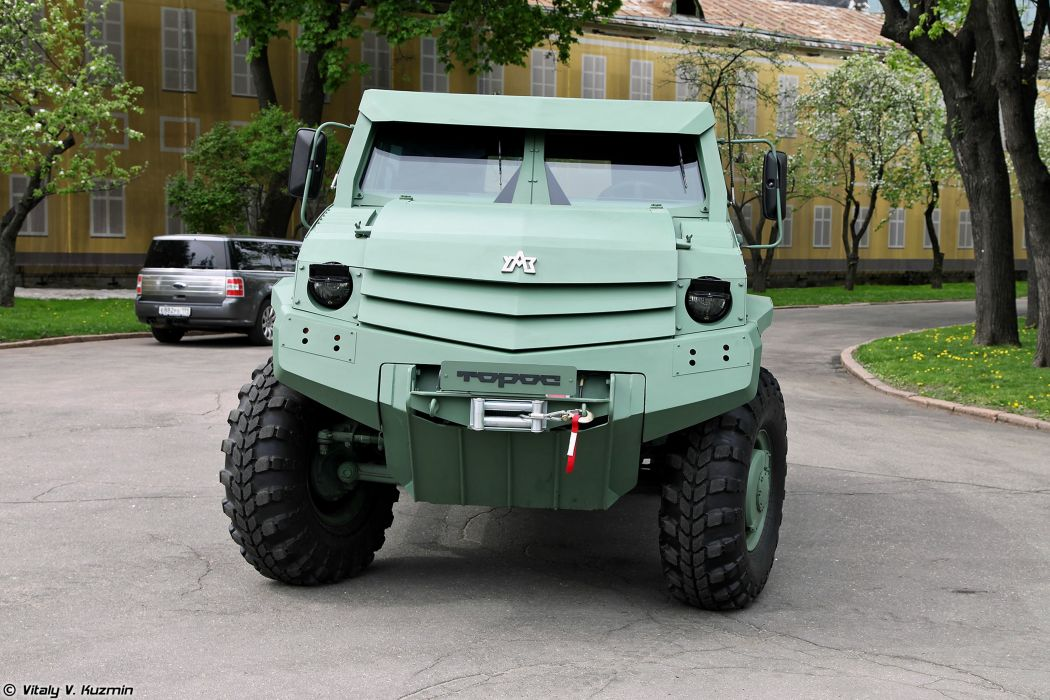 russian red star Russia army military 4x4 Basic variant of Toros armored vehicle 4000x2667 4000x2667 wallpaper