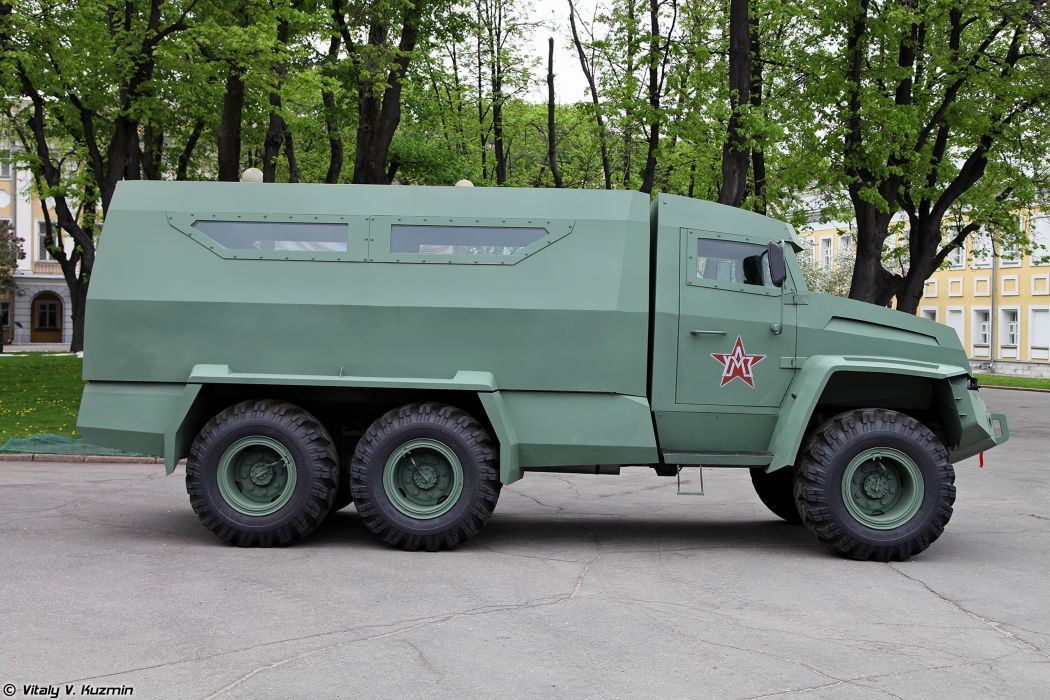 russian red star Russia army military Kolun 6x6 armored vehicle 2 4000x2667 4000x2667 wallpaper