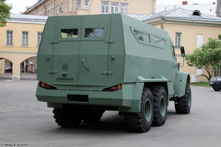russian red star Russia army military Kolun 6x6 armored vehicle 5 4000x2667 4000x2667 wallpaper