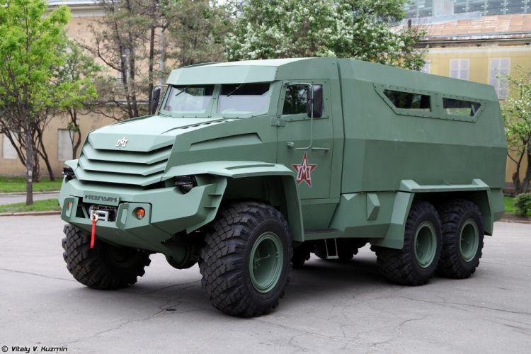 6x6 armored car concept - photo #27