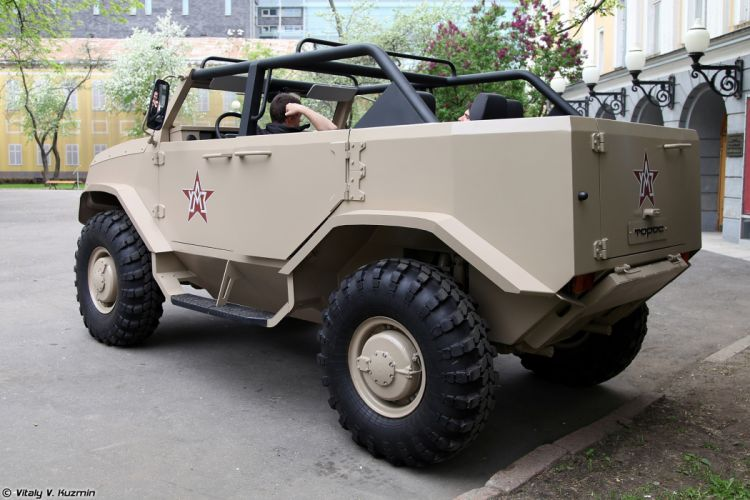 russian red star Russia army military 4x4 Toros commander variant 2 4000x2667 4000x2667 wallpaper