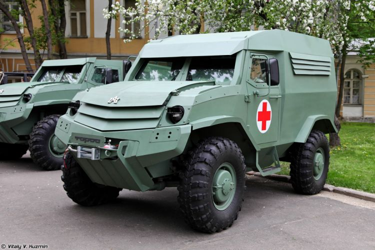 russian red star Russia army military 4x4 Toros medic variant 4 4000x2667 4000x2667 wallpaper