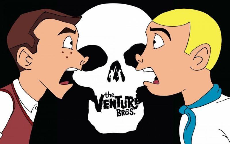 VENTURE BROS cartoon comedy adventure (15) wallpaper